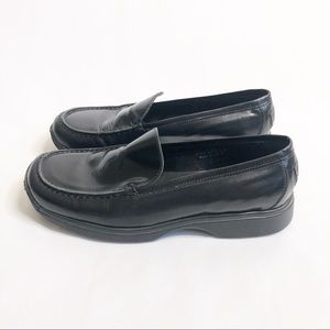 Coach Rita Loafers black leather size 7.5